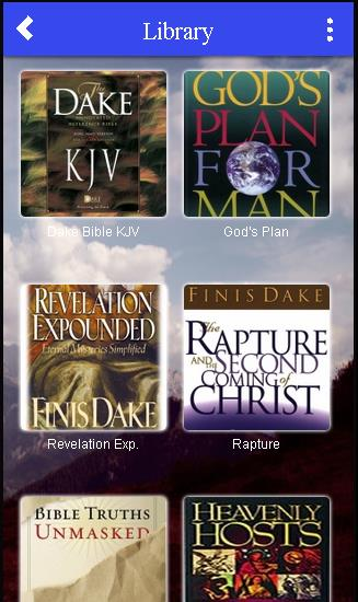 Dake Bible App for iPad, iPhone, Android and Kindle!